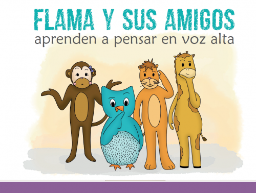 Imagen cuento flama y sus amigos