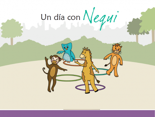 Imagen cuento un día con Nequi
